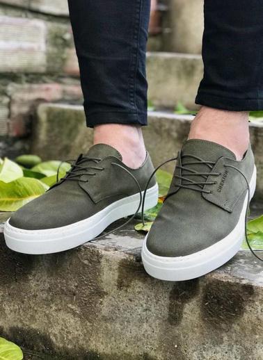 Chekich CH005 BT Erkek Ayakkabı HAKı Haki